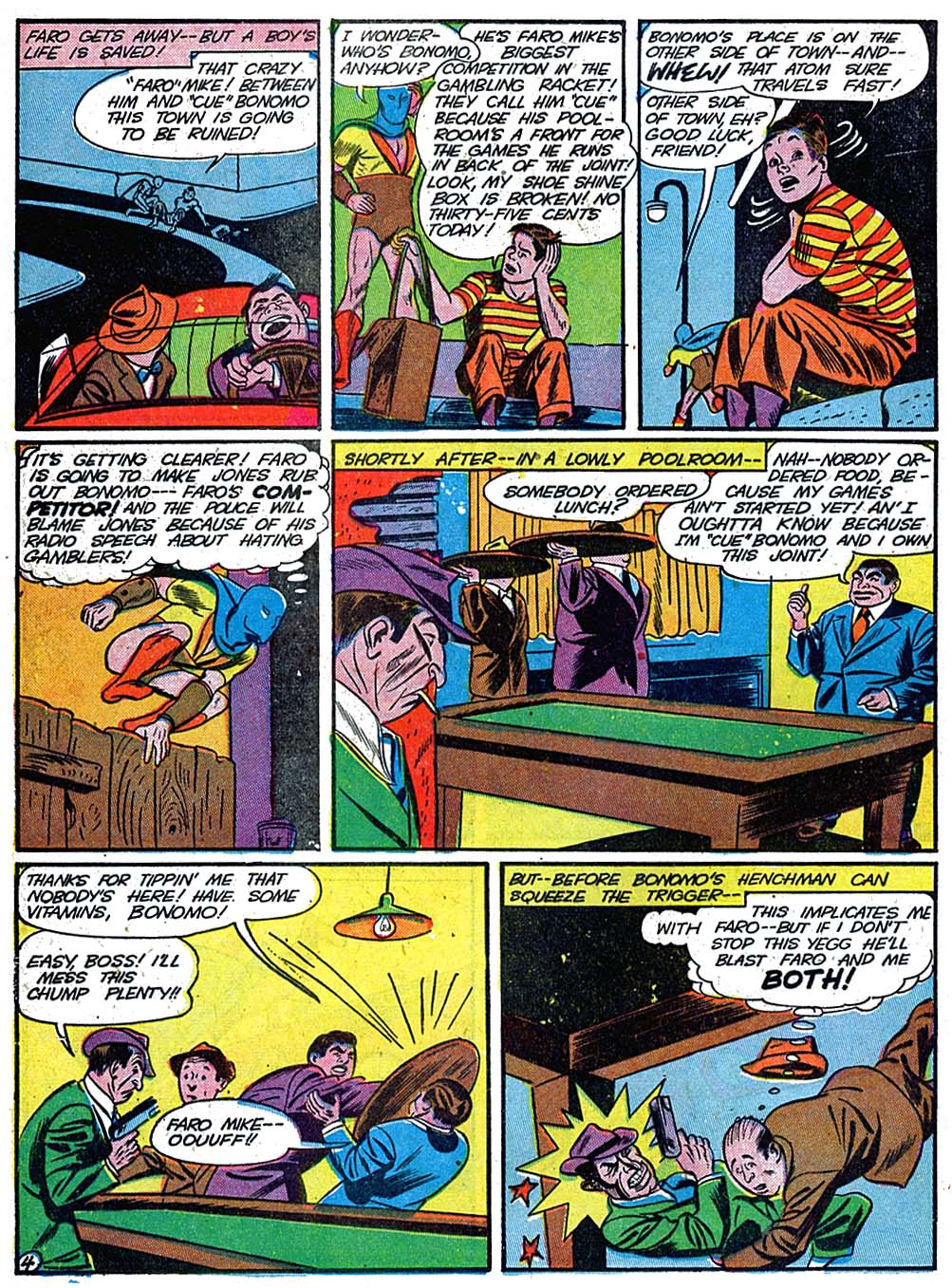 Read online All-American Comics (1939) comic -  Issue #48 - 22