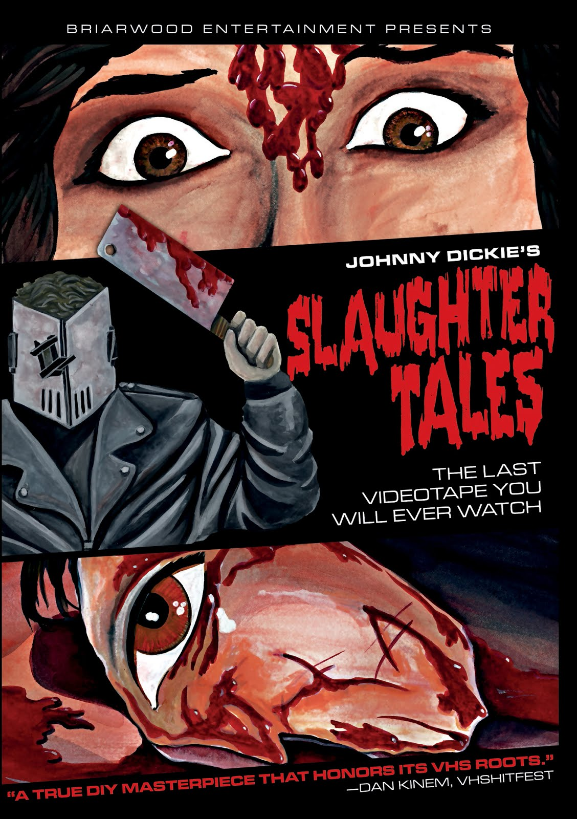 46a892a4e DVD Review: Johnny Dickie's Slaughter Tales