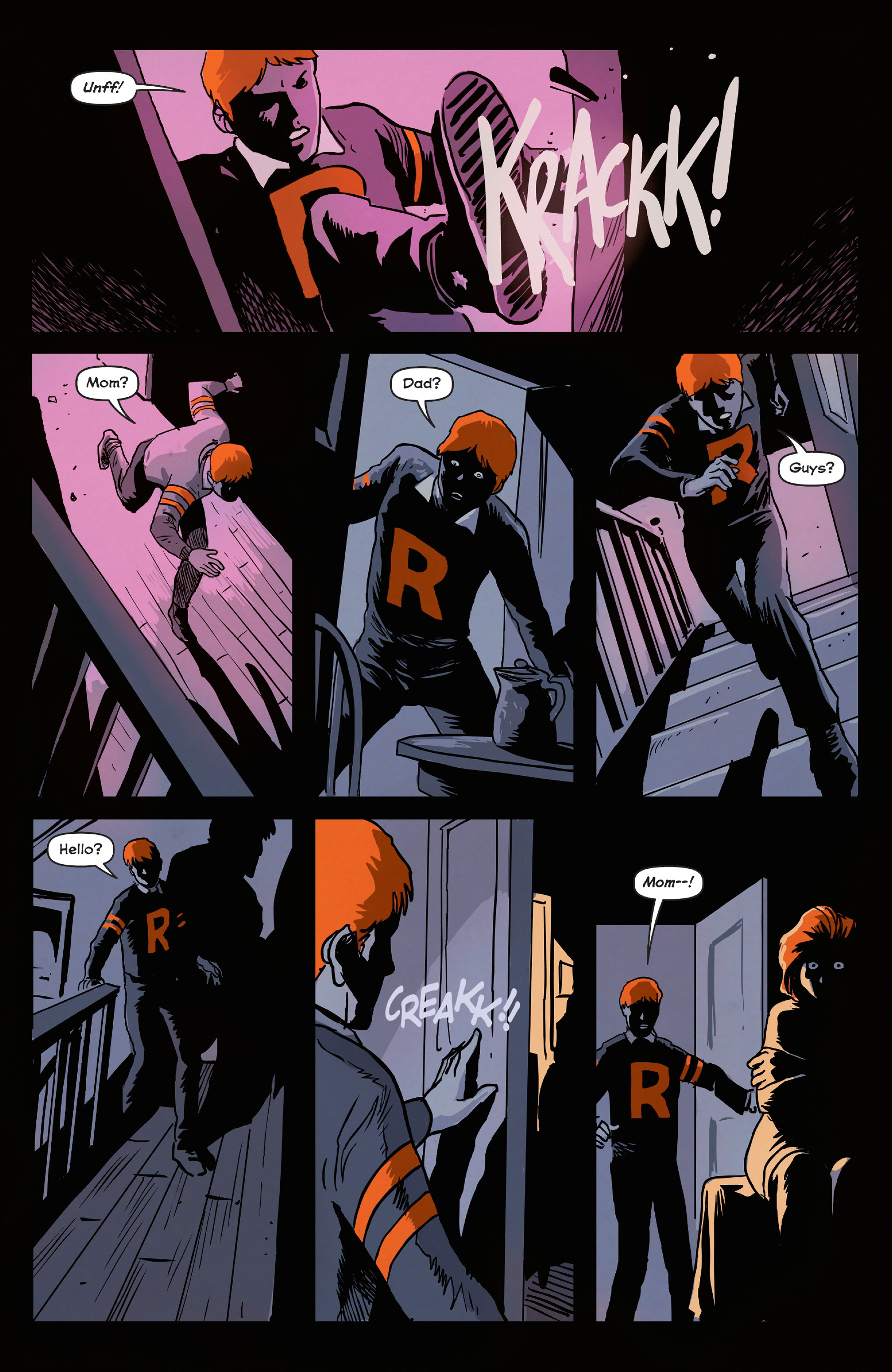 Read online Afterlife with Archie comic -  Issue #4 - 10