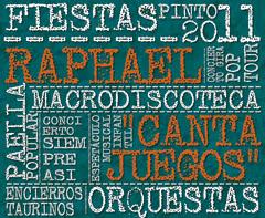Fiestas de Pinto 2011. Programación domingo 14 y lunes 15