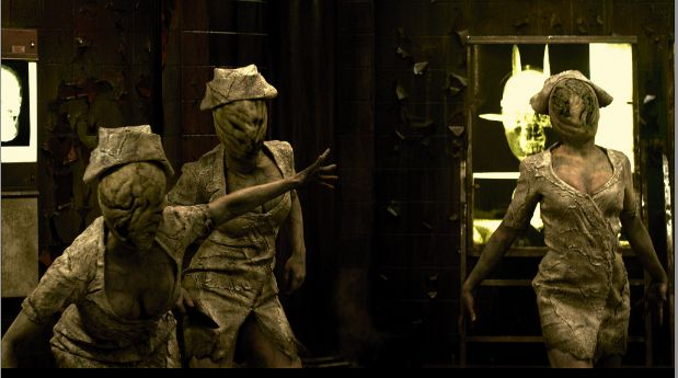 Game Life: Silent Hill's only Revelation is that it's terribleSilent Hill Revelation Pyramid Head Fight Scene