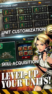 Download Metal Slug Defense Mod Apk v1.44.0 (Unlimited MSP)
