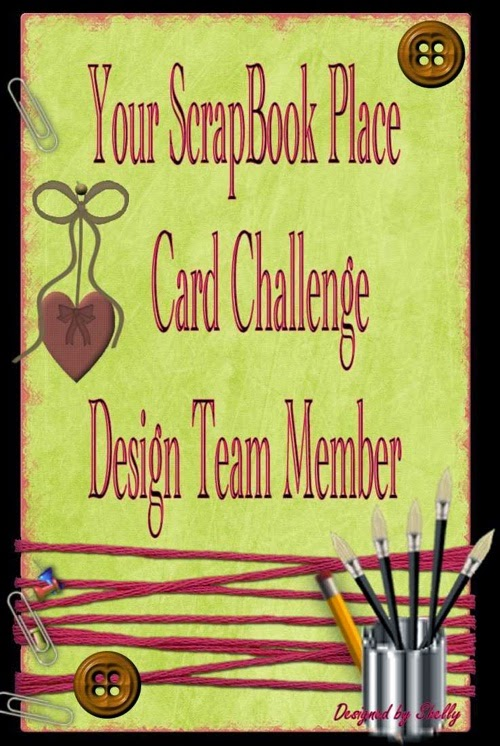 YOUR SCRAPBOOK PLACE CHALLENGE