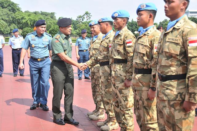 Panglima TNI: Kekompakan Mencerminkan Soliditas TNI