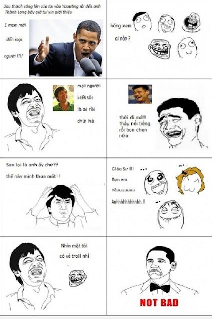 Hình ảnh Troll chế hài hước VL - chọn lọc hay nhất