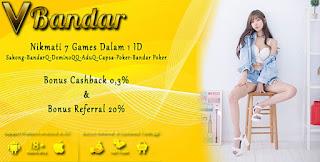 Tips Dan Trik Menang Judi Poker Online VBandar.info - www.Sakong2018.com