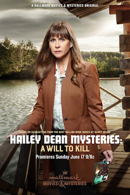 Hailey Dean Mystery: A Will to Kill Poster