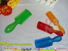 Souvenir Sisir Plastik Aneka Warna