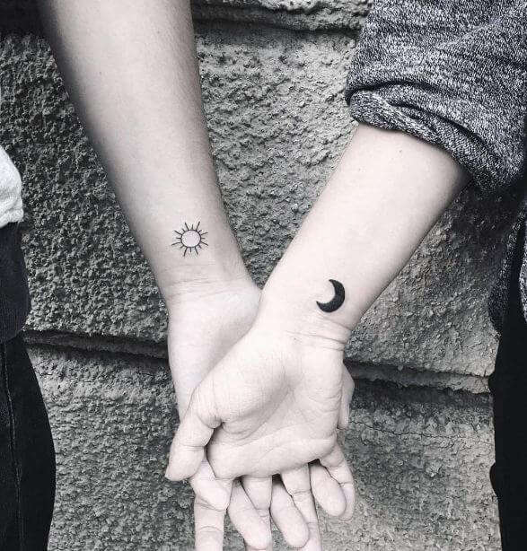 50+ Simple Tattoos Designs for Men With Meaning (2019