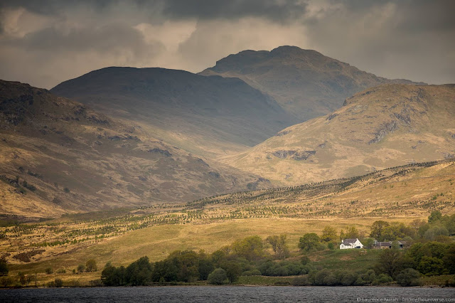 Sir Walter Scott Cruise Loch Katrine_by_Laurence Norah-2