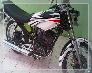 modifikasi rx king solo modifikasi rx king medan