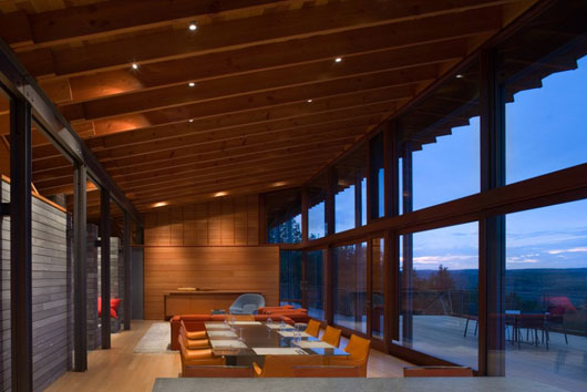 Ridge House Design Converge with Nature picture