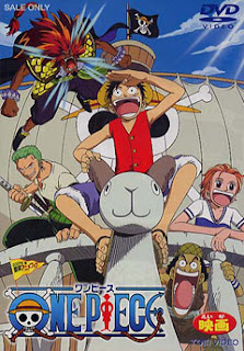 One Piece Movie 01 : The Great Gold Pirate (2000)