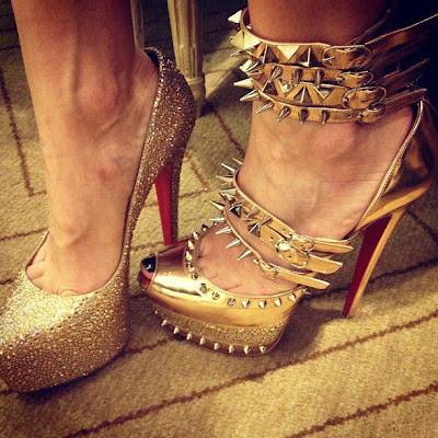 موضة احذية 2013