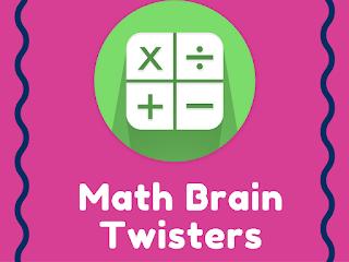 Brain Twister Mathematics Riddles and Answers