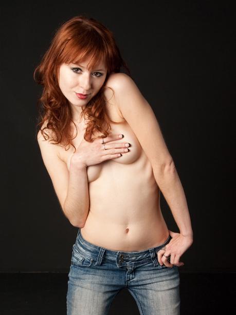 Sexy redhead nurses