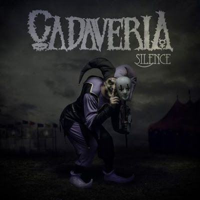 cadaveria - silence - cover album - 2014
