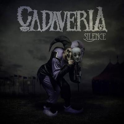 cadaveria - silence - cover album - 2014