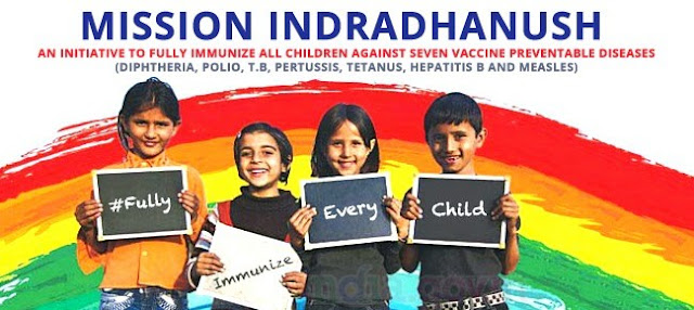 Intensified Mission Indradhanush