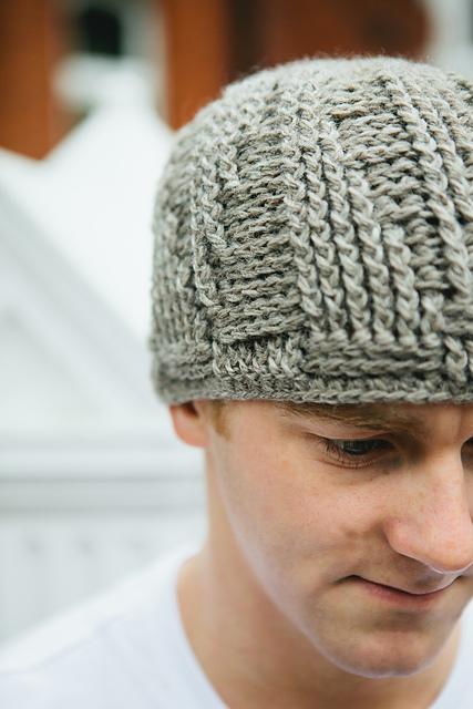 Microcknit Creations Crochet For Men The Man Hat