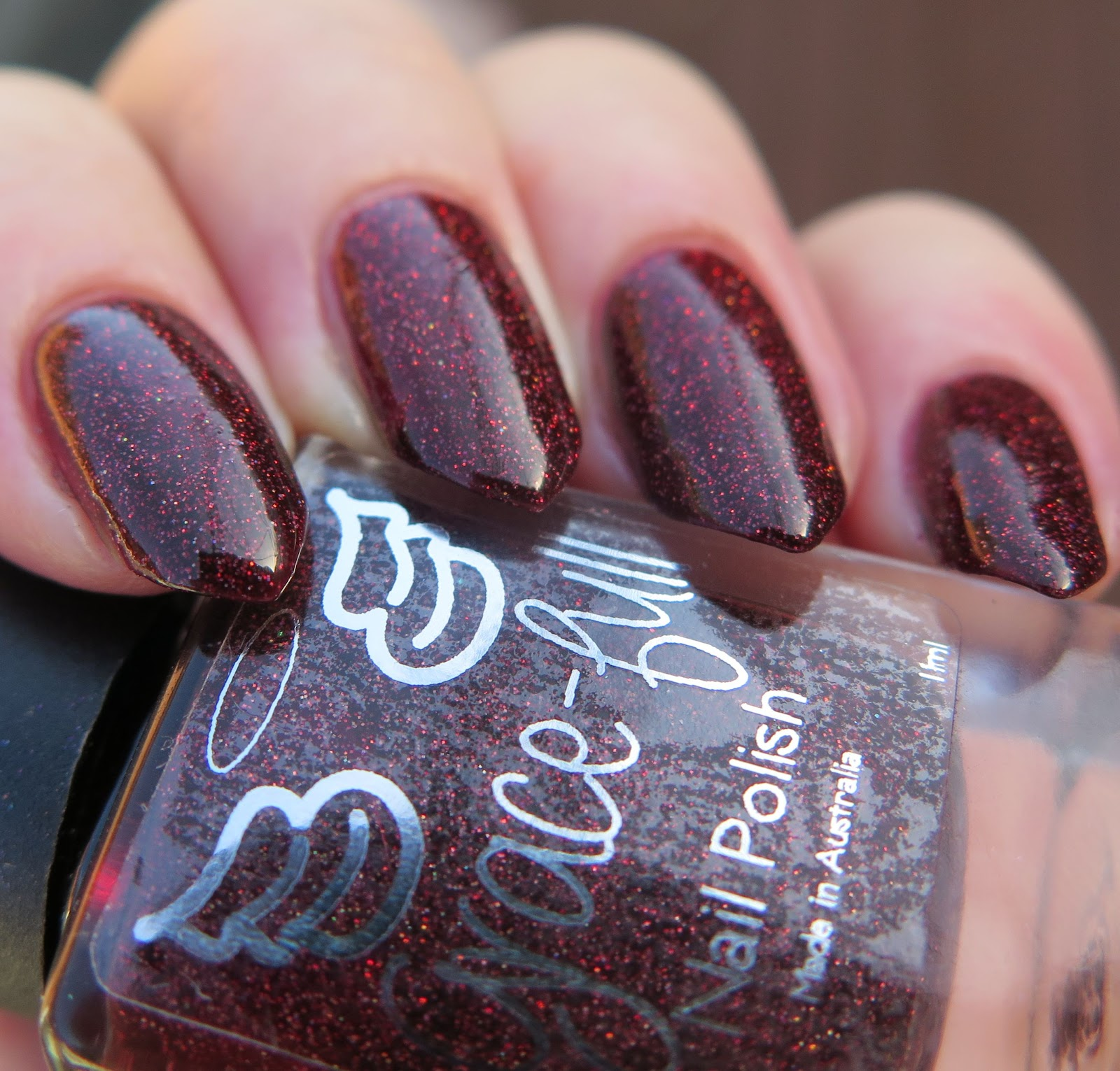 It\'s all about the polish: Grace-full Nail Polish - Revamp the Vamp ...