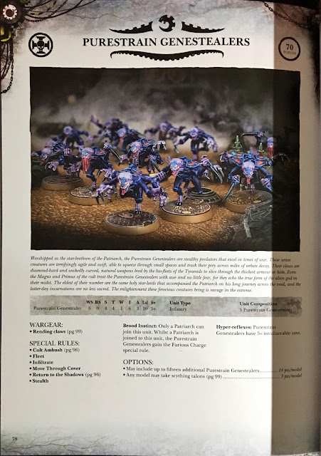 Códex Cultos Genestealer