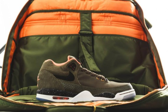 0b99e6a31e4d Normally we stay far away from hybrid sneakers but this Nike Air Flight  Squad does the