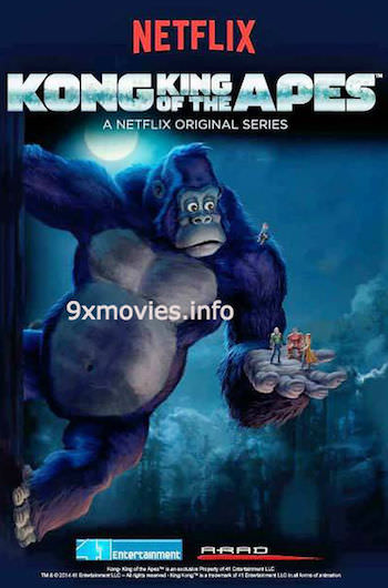 Kong King of the Apes S01E10 Dual Audio Hindi Download