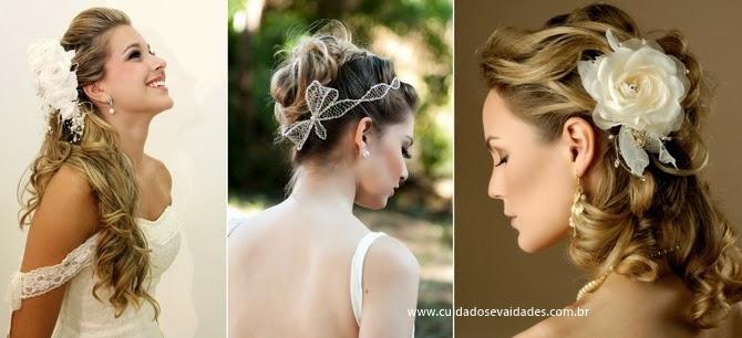 cabelos de noivas