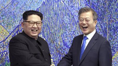 ကိုရီးယား ၂ ႏိုင္ငံ ေခါင္းေဆာင္ေတြ ထပ္မံေတြ႔ဆံုမည္