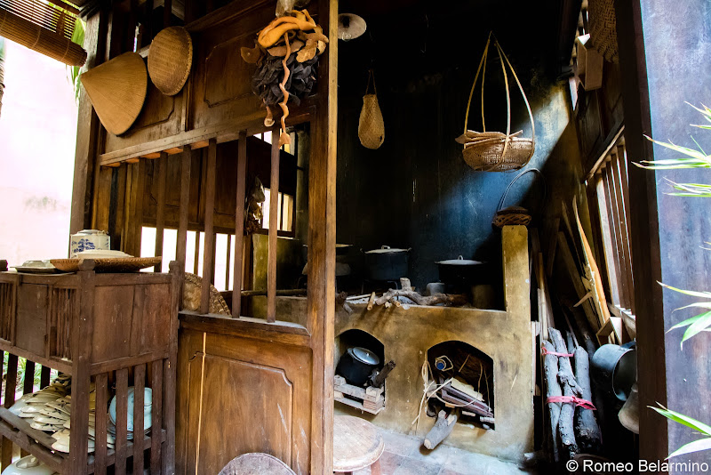 Traditional House Kitchen Things to Do in Hanoi Vietnam