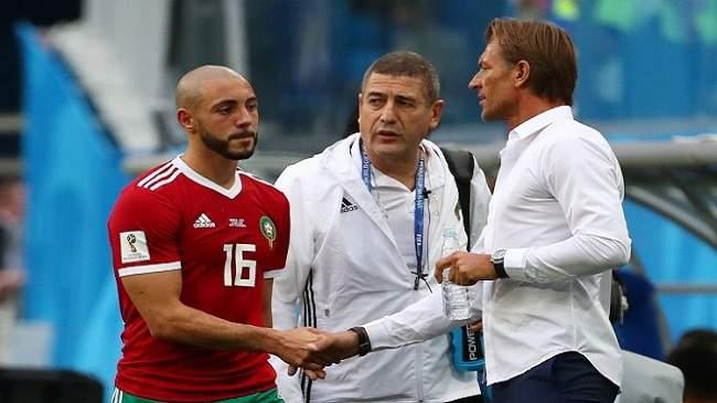 رونار يخرج عن صمته و ينفي تدخله في شؤون فريق النصر السعودي بسبب أمرابط !