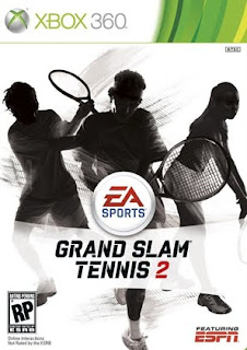 Grand Slam Tennis 2 (X-BOX360) 2012