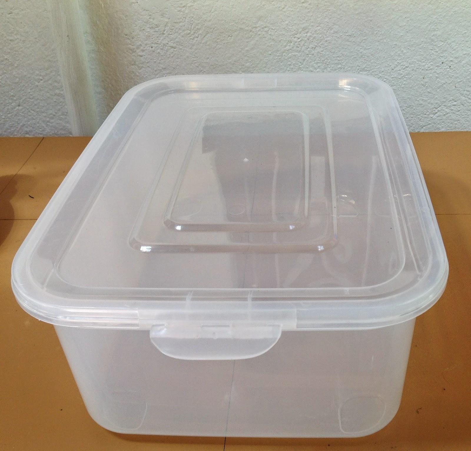 Viacacto passo a passo de uma estufinha pr tica para - Plantas de plastico ikea ...