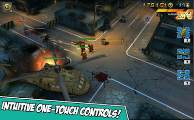 Tiny troopers 2 mod apk game