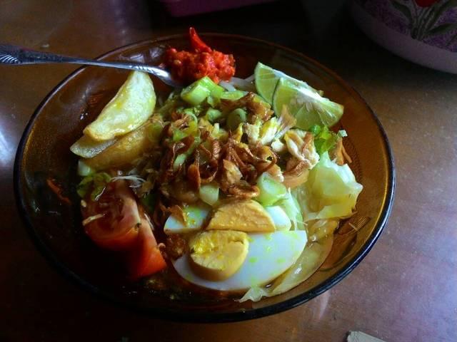 Resep soto ayam bening ala rumah makan ciwidey