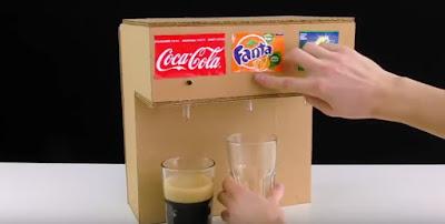 Dispensador de bebidas automático (Hazlo tú mismo)