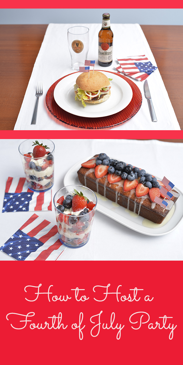 How To Host a 4th of July Party