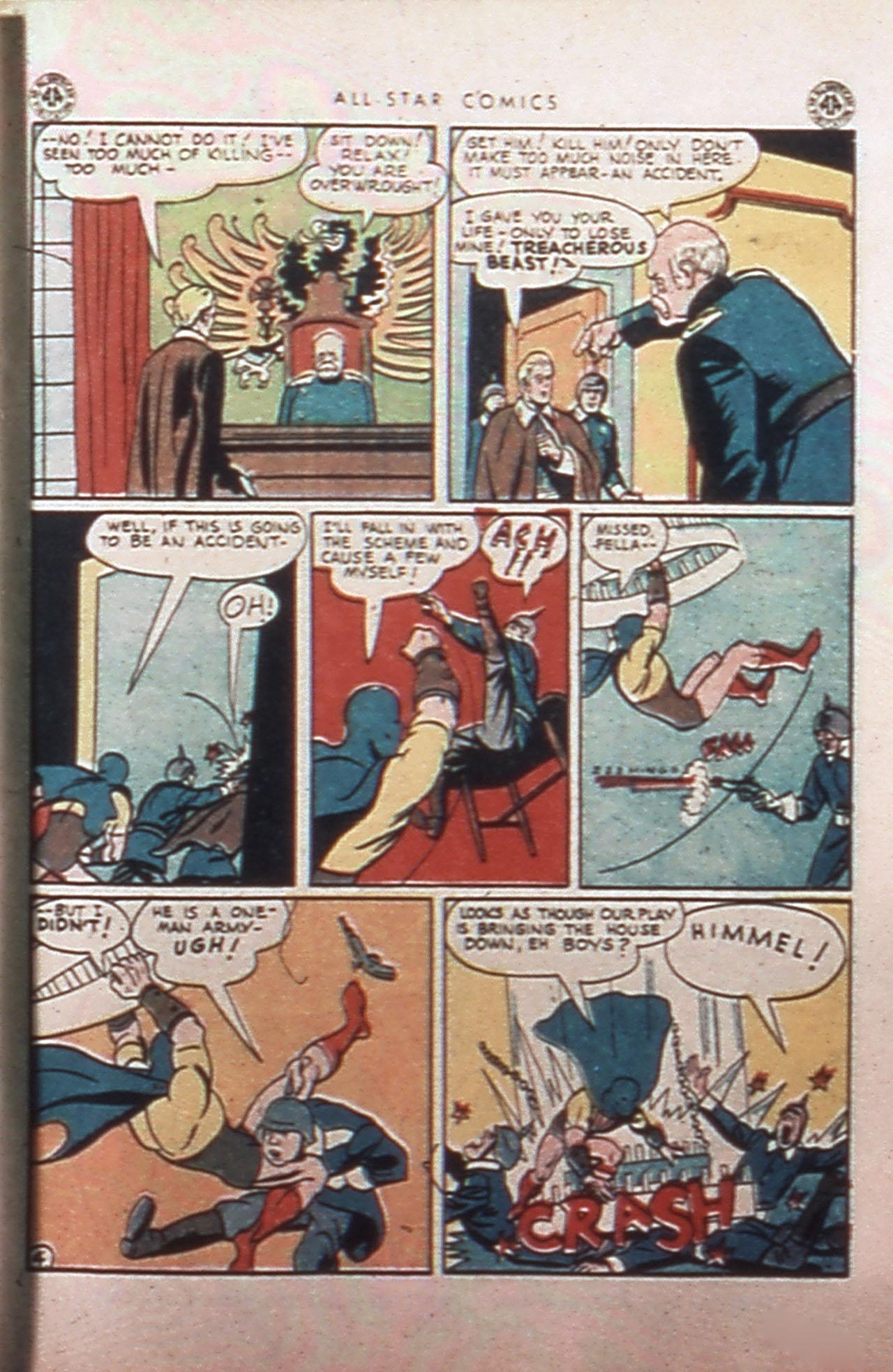 Read online All-Star Comics comic -  Issue #24 - 30