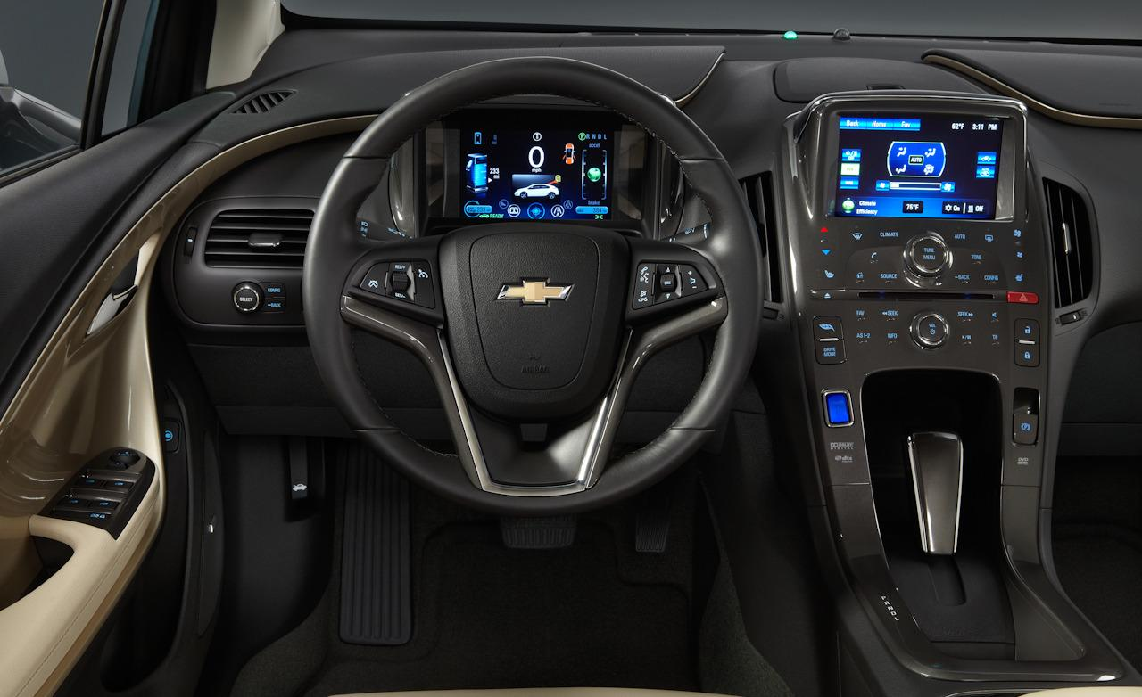 Chevrolet Volt 2013 Electric Cars review : Hybrid Car ...