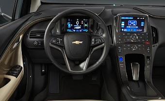 Review Chevrolet Volt 2013 Electric Cars