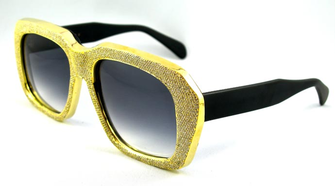 IF and Co x Vintage Frames Company Ultra Goliath 2 diamond edition sunglasses