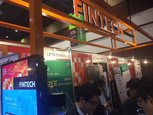 Fintech are
