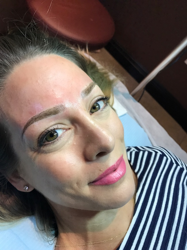 My Eyebrow Microblading Results | Honey We're Home
