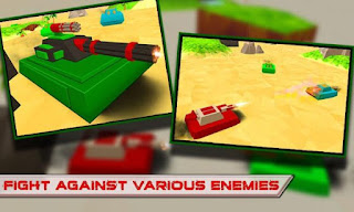 Blocky Tanks Force APK V1.3 Mod Money Free Download For Android