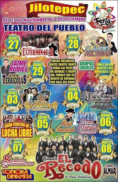 FEria Jicotepec 2015