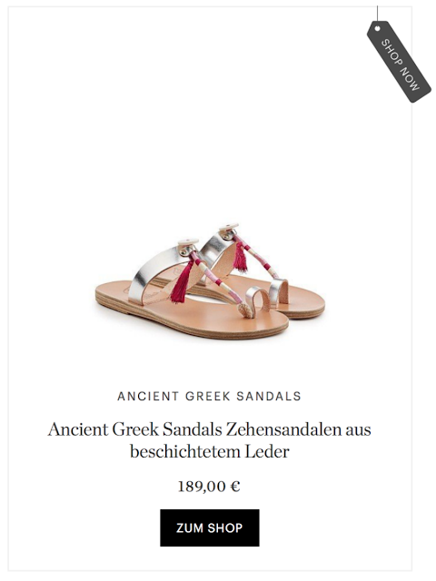 Zehen-Sandalen: Toe-Loop-Sandalen tragen wir jetzt