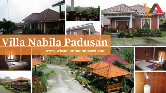 villa nabila padusan wisata outbound pacet improve vision