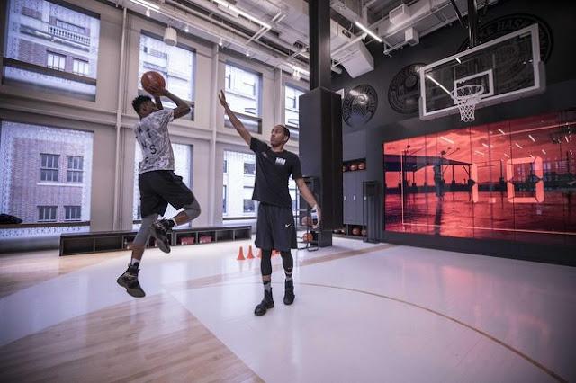 Nike retrasa su flagship de Nueva York