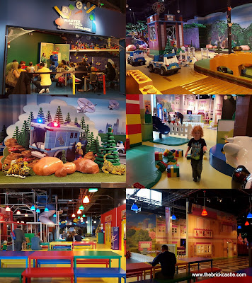 LEGOLAND DIscovery Centre Trafford Centre Manchester Review inside play areas